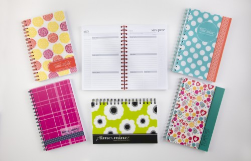 back to school academic planners