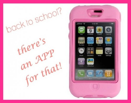 apps for school