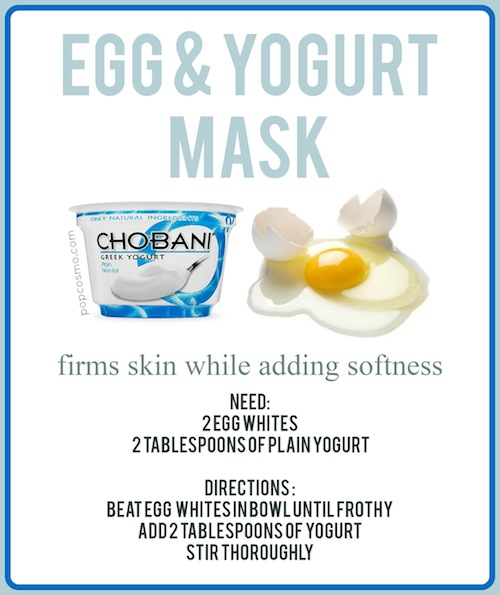 homemade beauty masks