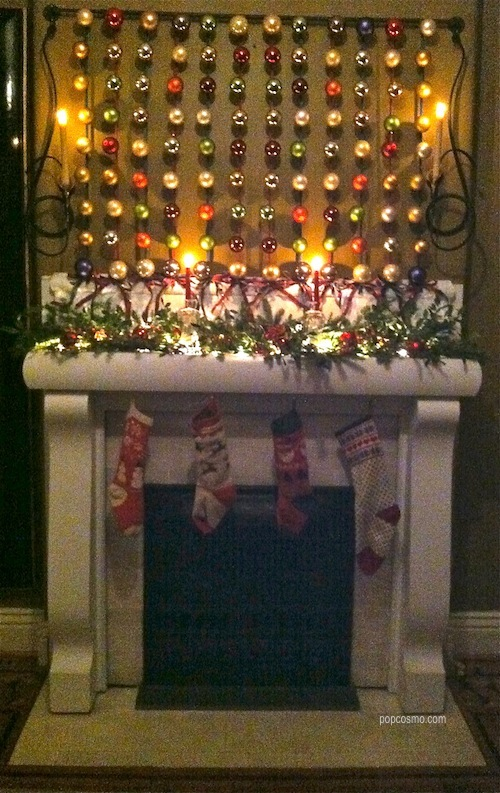 DIY holiday decoration