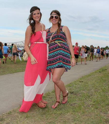Forecastle Music Festival Fashion