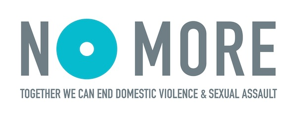 NO MORE end domestic violence