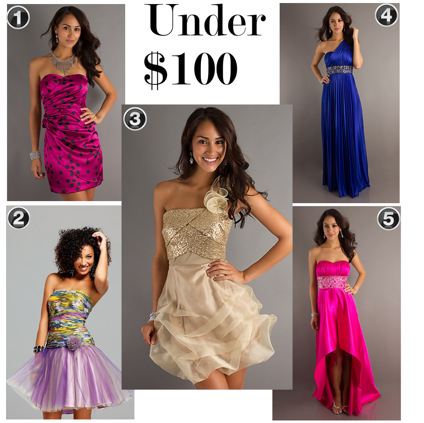 Prom dress types body shapes