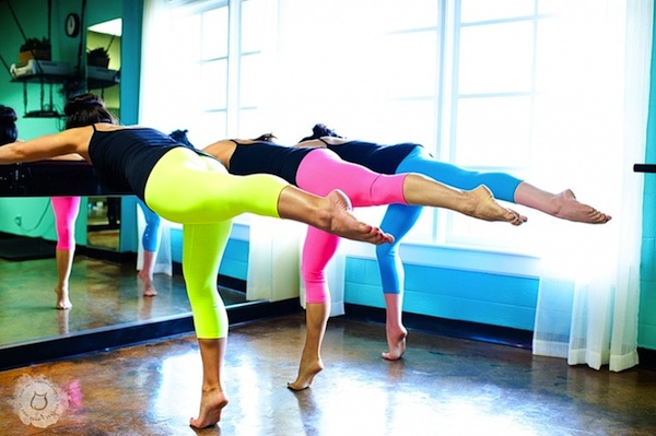 Barre Class Tips