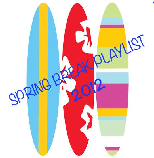 Spring break music