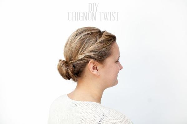 Chignon Twist