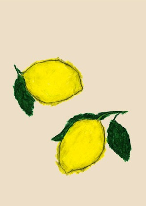 lemon art