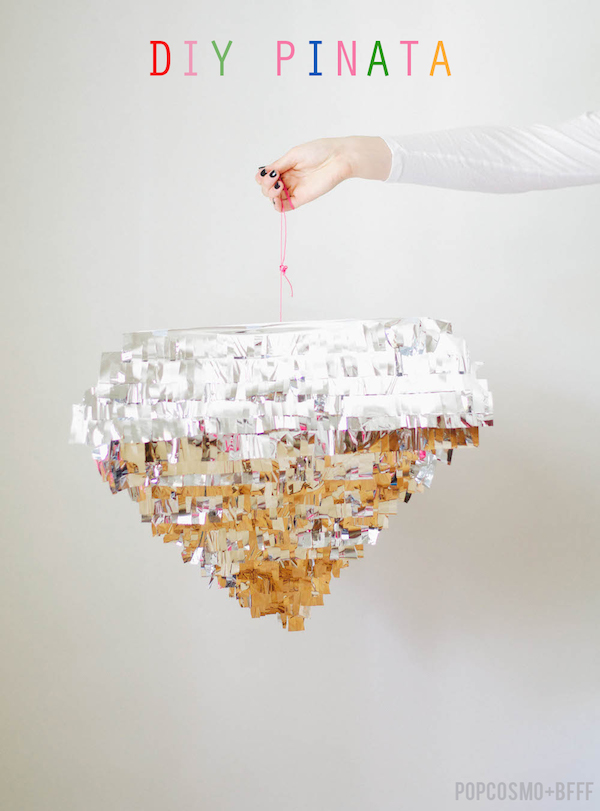 DIY Diamond Pinata