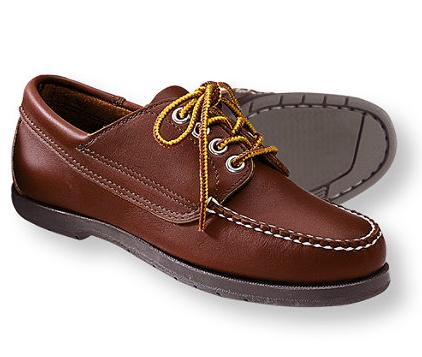 classic boat shoe