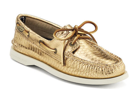 preppy kicks women's boat shoe