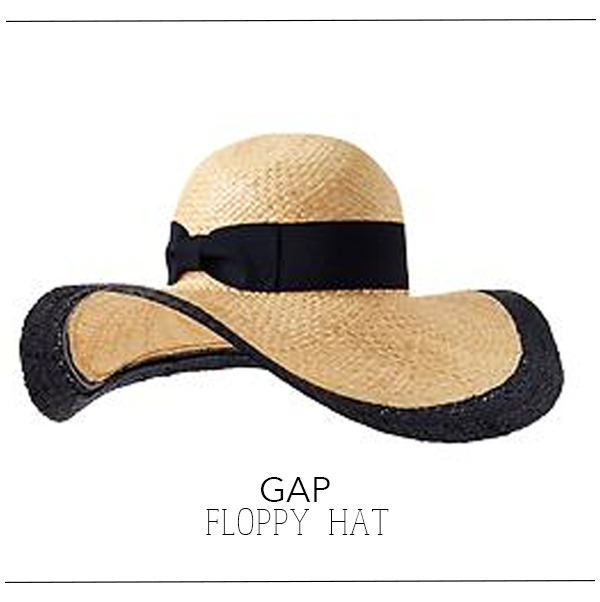 floppy hat