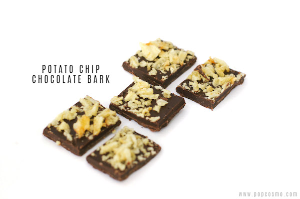 potato chip bark