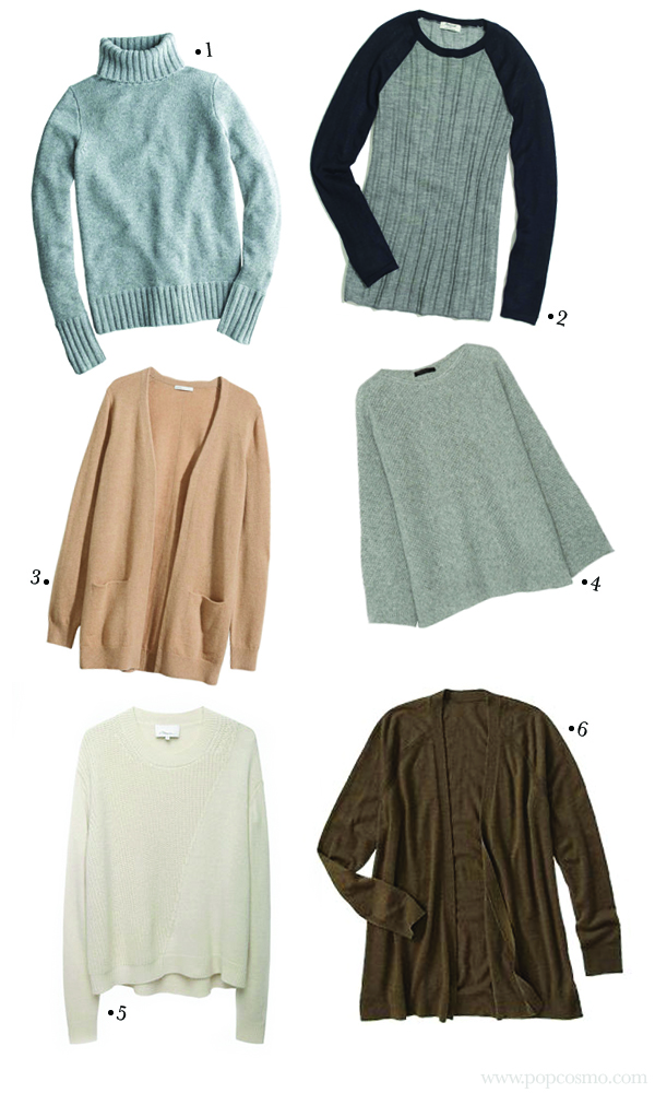 how to wash cashmere sweaters