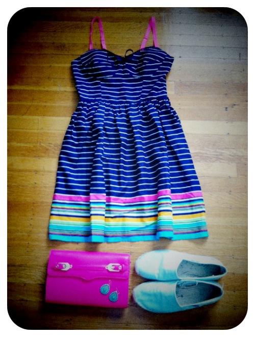 dress cool