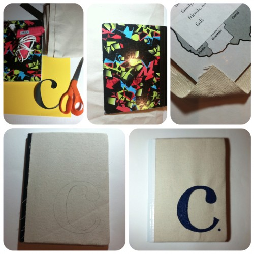 notebook decorating ideas