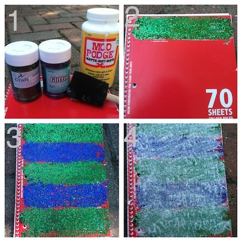 DIY Notebook ModgePodge ... & Decorating Notebooks: 3 killer design ideas! u2014 Popcosmo
