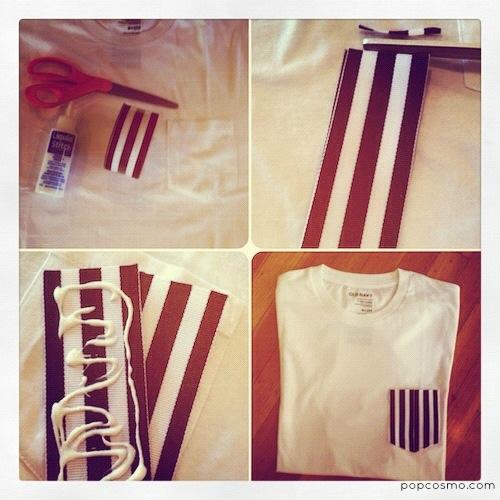 DIY tee shirt