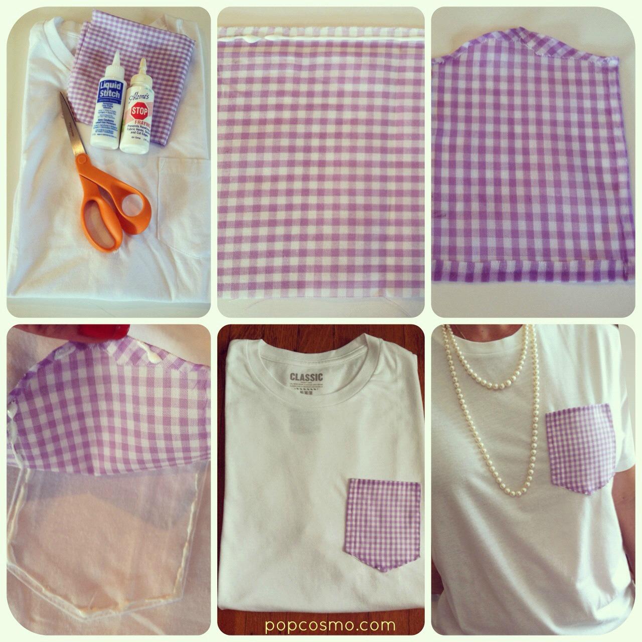 DIY tshirt