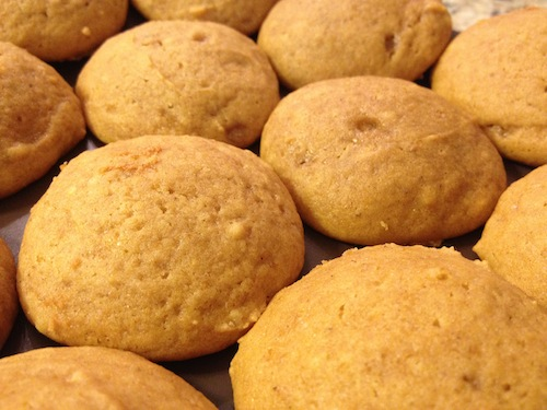 pumpkin cookie recipe