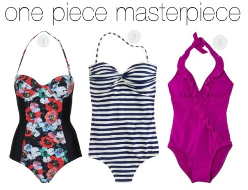 one piece bathing suits