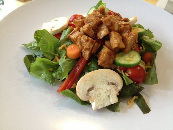 BBQ Chicken Salad 3