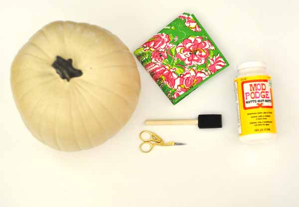 lilly pulitzer pumpkin supplies