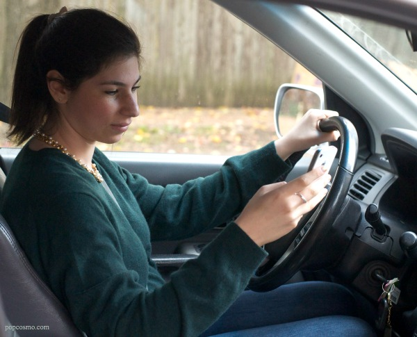 Texting & Drive: a teen's perspective