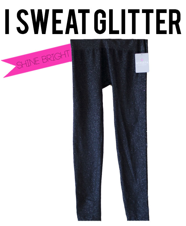 @Athleta Shimmer Tight