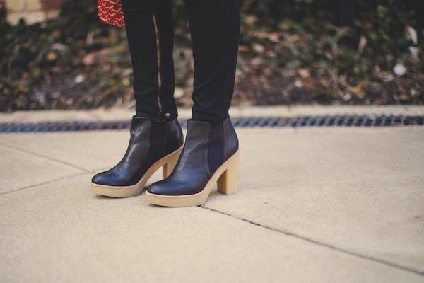 gap boots