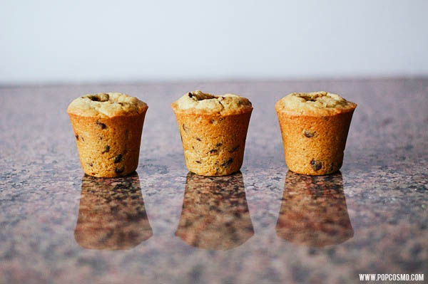 chocolate chip cookie shots | popcosmo