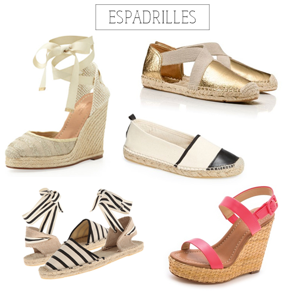 espadrilles on popcosmo.com