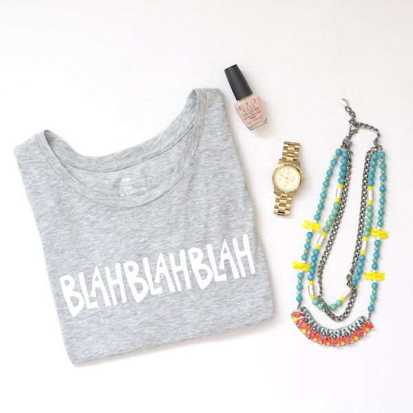 cute graphic tee