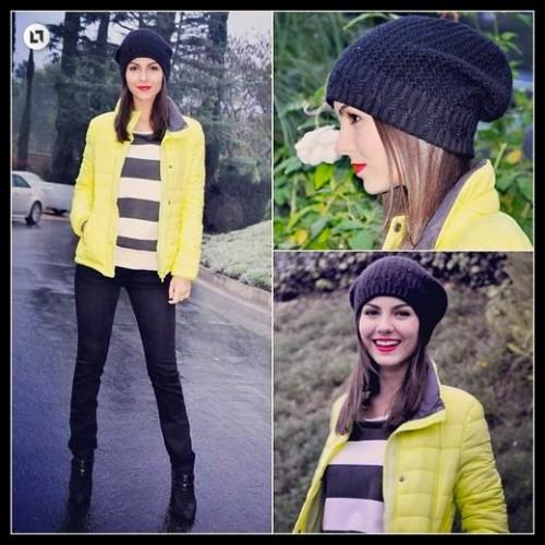 Victoria Justice fashion