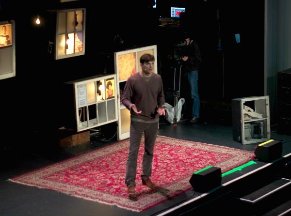 TEDYouth speaker Ashton Kutcher