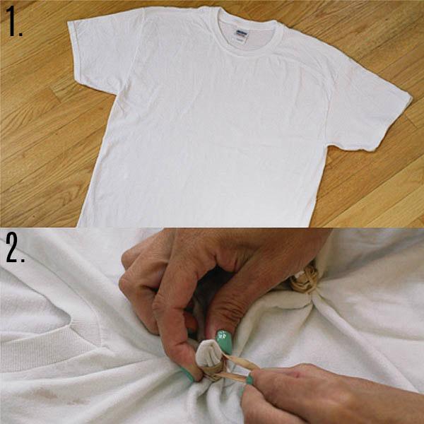 Spotted Tie-Dye
