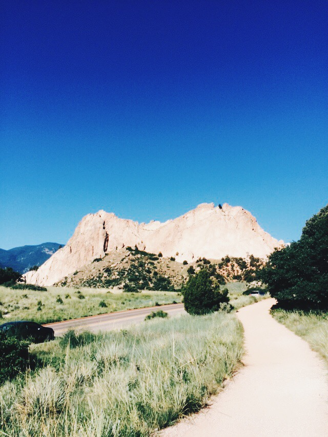 garden of the gods colorado springs