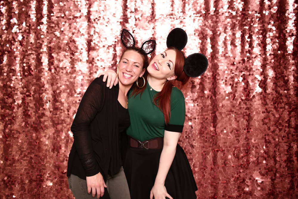 Wyoming Studio Photobooth Cheyenne Laramie Photobooth Rental Photo booth wedding party event colorado fort collins best pretty rose gold backdrop sequin large pink1.jpg