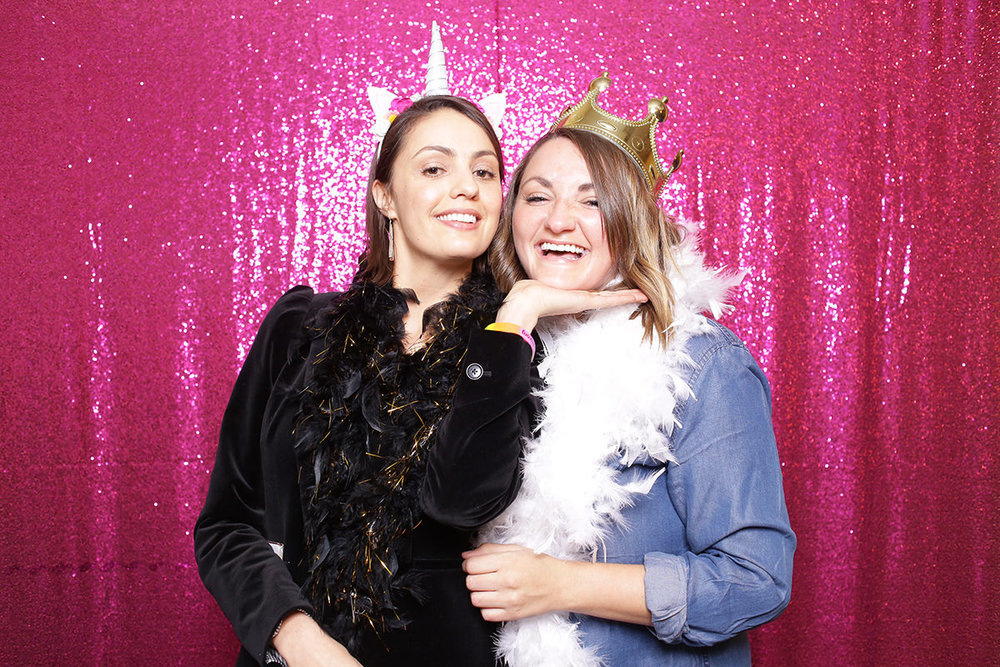Wyoming Studio Photobooth Cheyenne Laramie Photobooth Rental Photo booth wedding party event colorado fort collins best pretty rose gold backdrop sequin large pink hot1.jpg