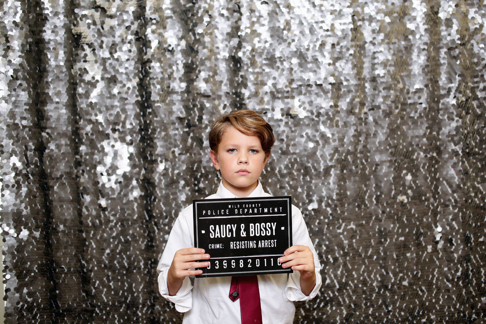 Photobooth photo booth rental wedding event instant unlimited print kiost white shell silver large sequin backdrop wedding cheyenne wyoming fort collins denver northern colorado liz osban photography2.jpg