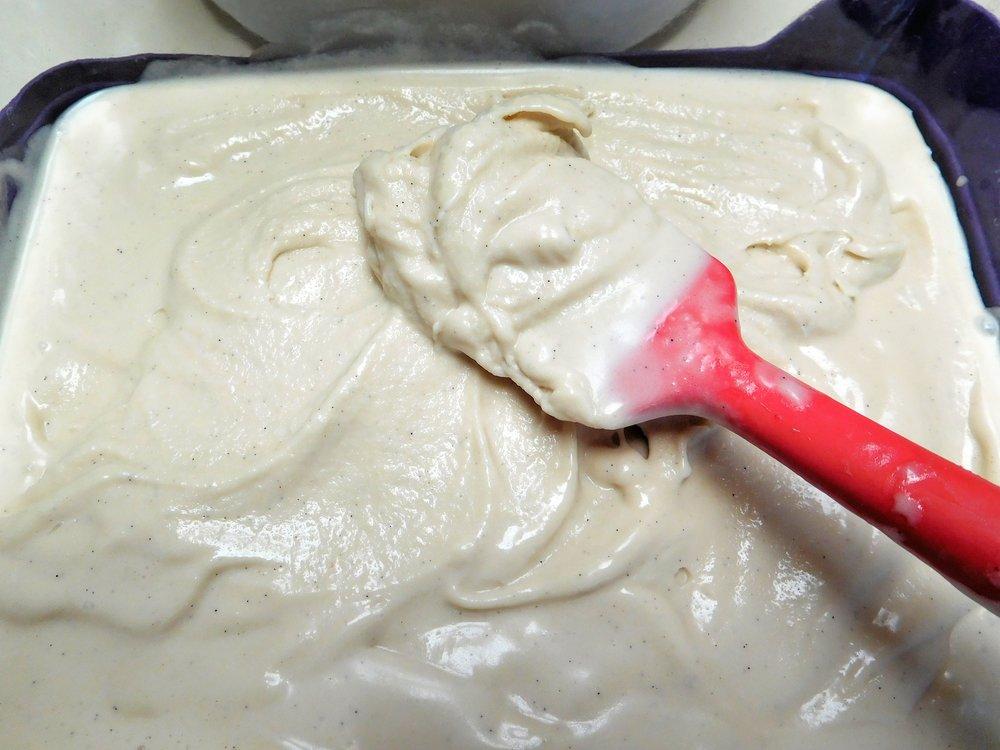 Coconut Milk Vanilla Ice Cream