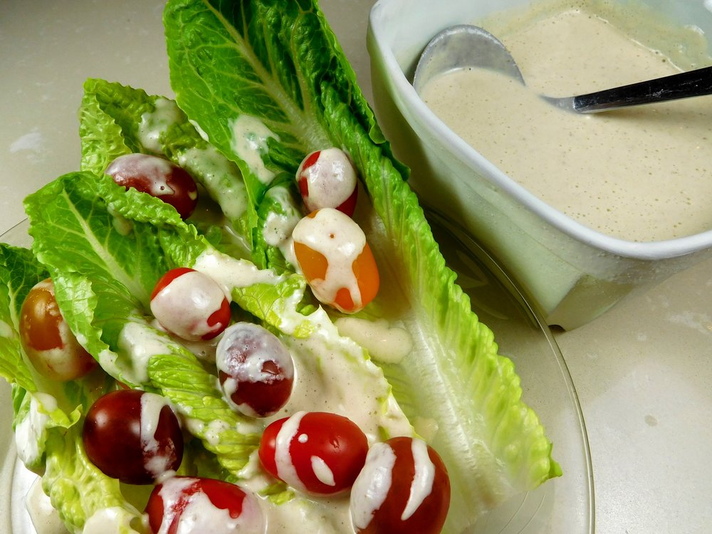 Vegan Ranch Style Dressing