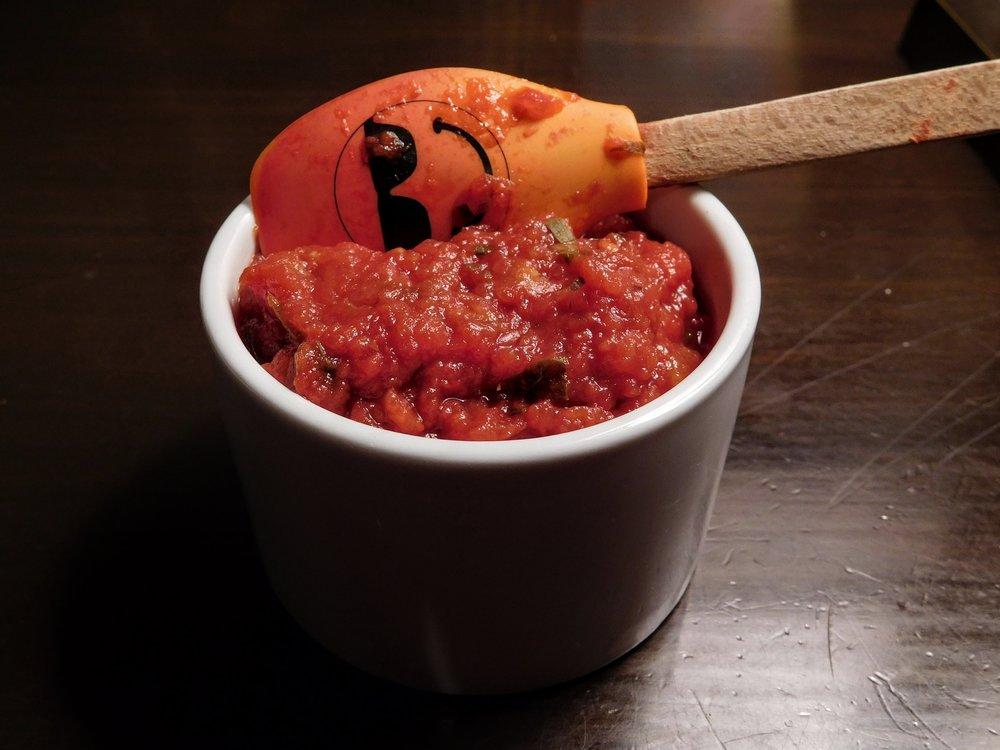 Tomato Basil Reduction