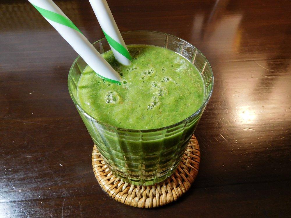 Savory Green Smoothie