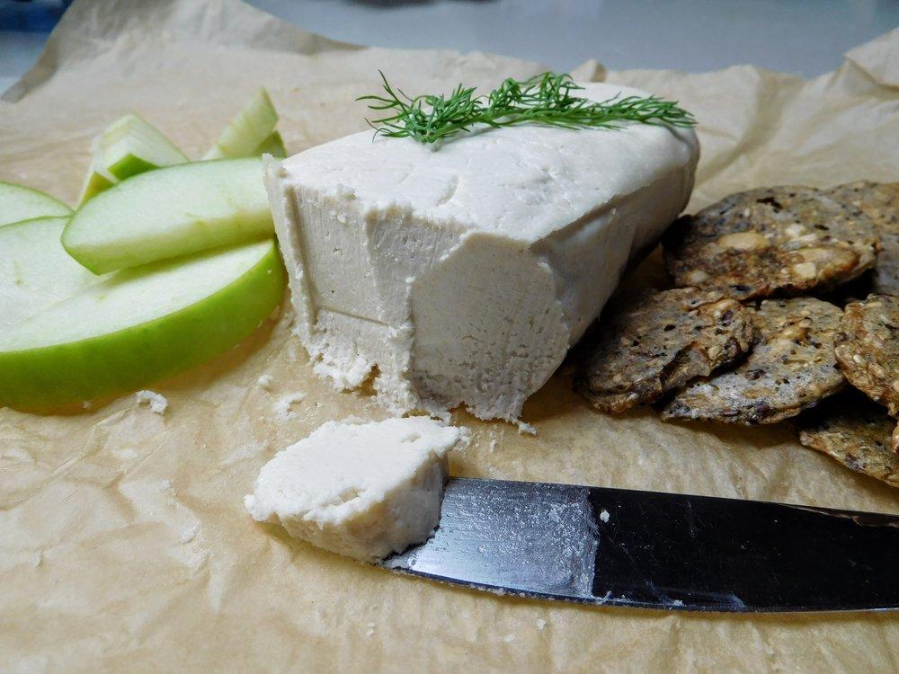 Cashew Goat Cheese