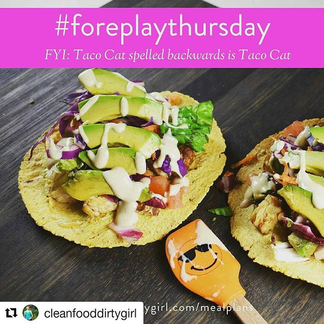 So honored to be providing photo content for #foreplaythursday for @cleanfooddirtygirl.  This was an amazing recipe for bbq tempeh tacos with a vegan version of Velveeta cheese on @foodforlifebaking sprouted corn tortillas. If you want the recipe go to @cleanfooddirtygirl profile and use the link to get in on the meal plan action! . . . . . . . . #foolproofkitchen #plantbasedcooks #ourplatesdaily #inmykitchen #simpleanddelicious #foodwithlove #plantfueled #veganheroes #stomachhalfempty #healthyextra #foodspiration #freshfinds #beautifulhealth #recipedevelopment #cookathome #justeatrealfood #cookandtell #foodphotononstop #photofoodiegram #mycommontable #foodphotographer #show_me_your_food #bon_app #rdeats #summerfood #eatyourgreens #makeitdelicious #veganaf #crueltyfreefood