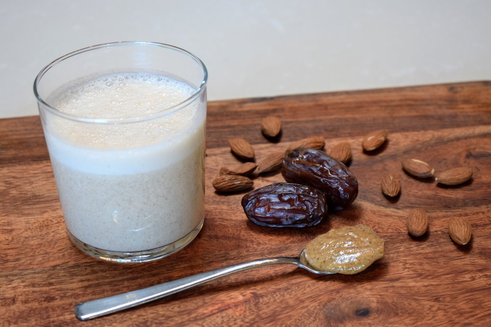 Easy Homemade Almond Milk