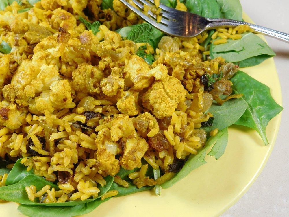 Cauli w Byrani rice.JPG