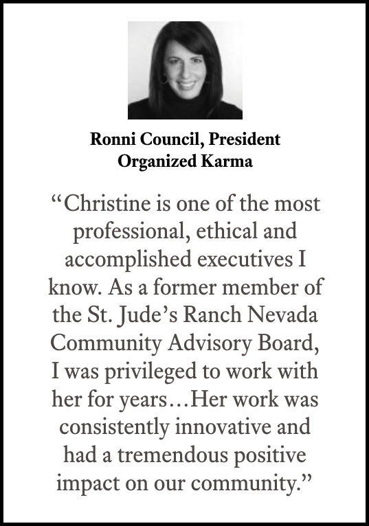 St Jude's Ranch - CEO Christine Spadafor Recommendation - Council.png