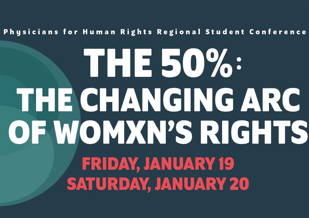 Women's Rights Conference Banner — Dartmouth