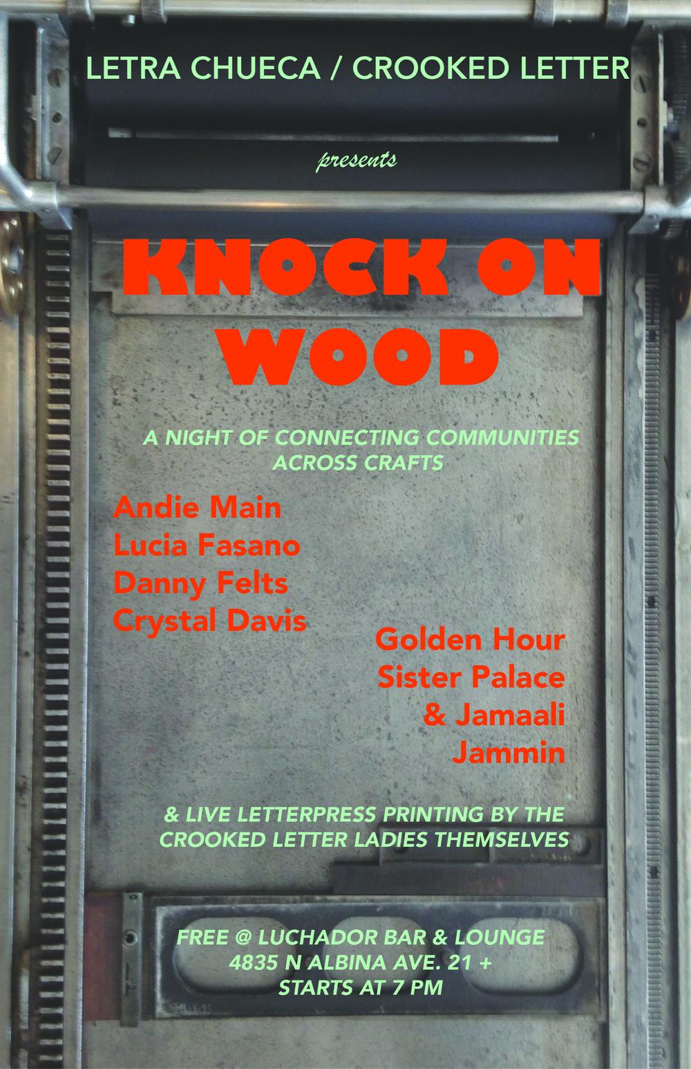 knockonwoodshow